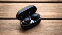 Sony WF-1000XM4 im Test: Mach die Augen zu