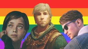 Die besten queere Charaktere in Videospielen