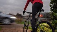 Mit Diebstahlschutz und Unfallerkennung: Vodafone stellt smartes Fahrrad-Rücklicht vor