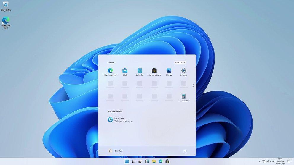 Microsofts Geheimnis gelüftet: Windows 11 landet im Internet – GIGA Headlines