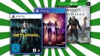 """""""3 für 2""""-Aktion: PS4-, PS5-, Xbox- & PC-Spiele im Angebot bei MediaMarkt"""