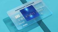 Kostenlos: Amex-Kreditkarte mit 35 € Startguthaben & Apple Pay