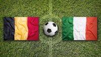 Fußball heute: Belgien – Italien im Live-Stream und TV (EM-Viertelfinale)