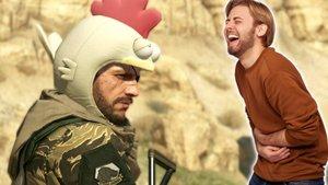 Metal Gear für Spaßvögel: Neuer SciFi-Shooter dreht total am Rad