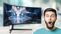 Ein Traum für PC-Spieler: Samsung zeigt neuen Gaming-Monitor der Superlative