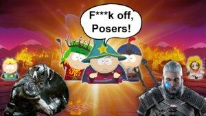 South Park versteht Gothic und Final Fantasy besser als jeder andere!