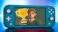 Zelda setzt sich durch: Das sind die beliebtesten Switch-Spiele