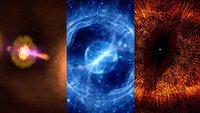 17 Weltraumphänomene, die unglaublich aber wahr sind