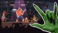 Ein Muss für alle Rockband-Fans: Nur Metal kann uns vor der Apokalypse retten