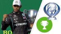 F1 2021: Alle Trophäen und Erfolge für 100%
