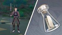 Genshin Impact: Flaschenpost finden und Hiromis Wacht freischalten