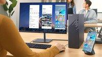 MateStation S: Huaweis erster Desktop-PC wirft Fragen auf