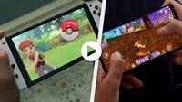 Nintendo Switch OLED: Damit hatten wir nicht gerechnet – GIGA Headlines