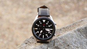 Samsung Galaxy Watch 3 im Preisverfall: Smartwatch-Klassiker bei Amazon reduziert