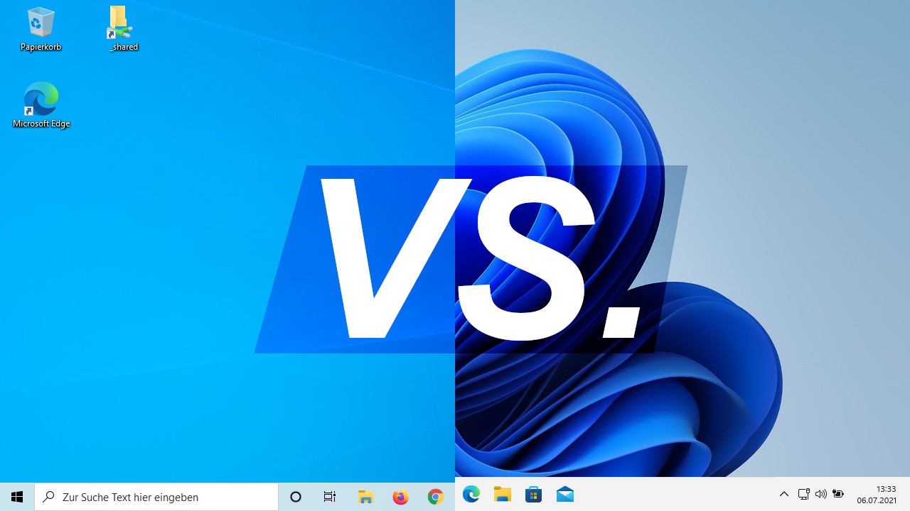 Windows 11 vs Windows 10: Vorteile & Nachteile