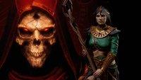 Die Zauberin in Diablo 2 Resurrected: Einsteiger-Guide