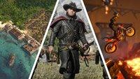 Die 44 besten Multiplayer-Spiele für eure (LAN-)Party
