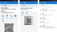 QR & Barcode Scanner – App für Android & iOS