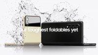 Samsung Galaxy Z Fold 3 und Z Flip 3: Video enthüllt alle Geheimnisse