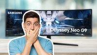 Samsungs neuer Gaming-Monitor ist ein Traum für PC-Spieler