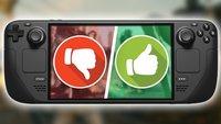 Steam Deck vs. OLED-Switch: Ich habe meine Entscheidung getroffen