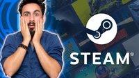 Steam-Katastrophe abgewendet: Valve behebt gravierenden Fehler