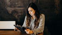 Unterschreibt keine Verträge am Tablet: Das raten Verbraucherschützer