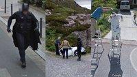 23 Street View-Bilder, die unglaublich, aber wahr sind