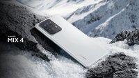 Xiaomi Mix 4 vorgestellt: Neues Handy zeigt, was der China-Hersteller wirklich drauf hat