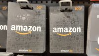 02312701583 ruft an: Amazon-Gewinnspiel? Von wegen!