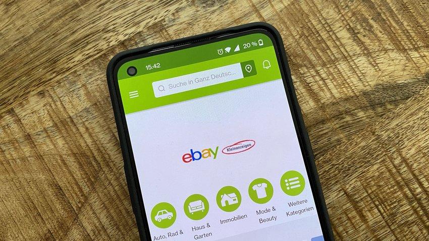 eBay-Kleinanzeigen: Nachrichten werden nicht angezeigt?