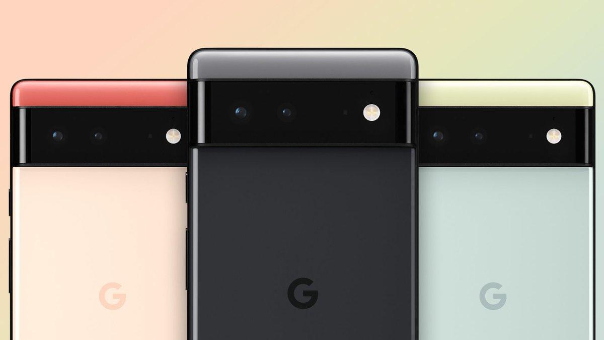 Google Pixel 6: Update-Garantie für Android sogar besser als erwartet