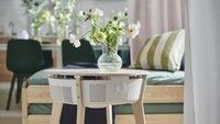 Ikea Starkvind: Dieser Luftreiniger ist auch ein schicker Tisch