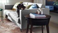 Ikea Starkvind: Besonderer Luftreiniger versteckt sich im Tisch