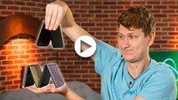 Samsung: So faltbar ist die Smartphone-Zukunft – GIGA Headlines