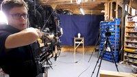Shooter-Experiment: YouTuber baut Aimbot im echten Leben