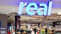Rückschritt bei Real: Supermarkt-Kunden müssen sich umstellen