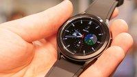 Samsung Galaxy Watch 4: Schlechte Nachrichten für iPhone-Nutzer