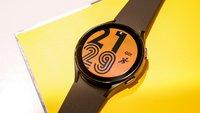 Samsung Galaxy Watch 4: Update macht die Smartwatch noch besser