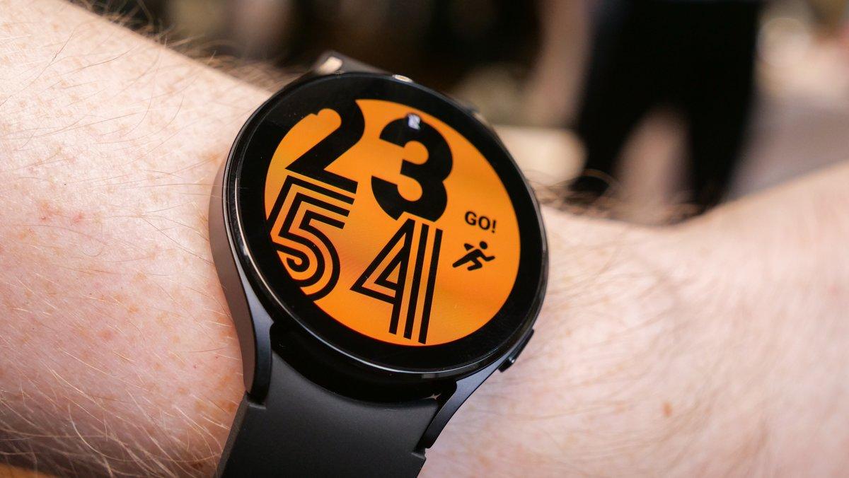 Samsung Galaxy Watch 4: Erstes Update beseitigt nervigen Fehler