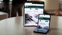 Galaxy Z Fold 3 & Z Flip 3 vorgestellt: Samsung macht Falt-Handys viel besser und günstiger