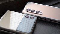 Zum Galaxy Z Fold 3 wechseln: So viel ist euer altes Samsung-Handy noch wert