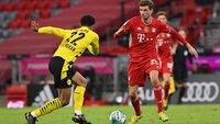 Fußball heute: Borussia Dortmund – Bayern München im Stream und TV