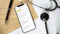 Geniale Handy-App: Alle Geheimnisse des gelben Scheins (AU) erklärt
