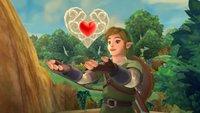 Zelda - Skyward Sword HD: Fundorte aller Herzteile