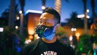 Stylische Masken von Razer: Beta-Tester für futuristischen Corona-Schutz gesucht