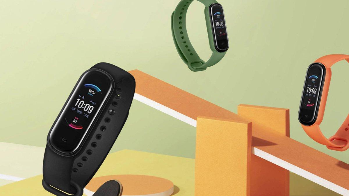 Montag bei Aldi: Günstiger Fitness-Tracker mit OLED-Display und Alexa