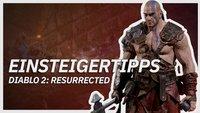 Diablo 2: Resurrected – 9 nützliche Tipps zum Spielstart