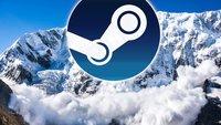 Steam: Es rollt eine kostenlose Spiele-Lawine auf euch zu