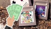 Preis-Explosion bei Nintendo & Co: Einige Retro-Spiele sind jetzt ein Vermögen wert